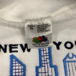 Load image into Gallery viewer, 90s New York Skyline Horse Carriage Sweatshirt