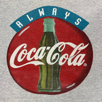 Load image into Gallery viewer, 90s Always Coca Cola Double Collar T-Shirt