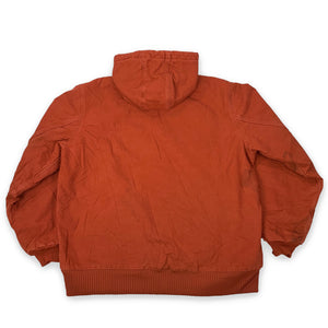 Carhartt Workwear Worn In Hooded Work Jacket