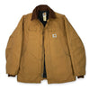 80s 90s Carhartt Workwear Worn In Union Made Chore Jacket