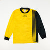 90s Adidas 3 Stripe Color Block Soccer Goalie Jersey