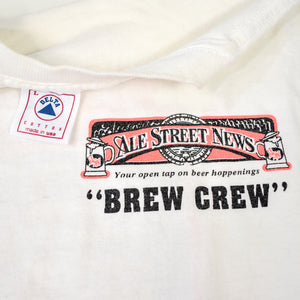 90s Ale Street News Beer T-Shirt