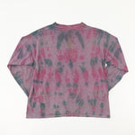 Load image into Gallery viewer, VNTG x NIKE Mets Distressed Thrashed Long Sleeve T-Shirt