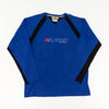 90s Y2K Tommy Hilfiger Athletics Spell Out Long Sleeve T-Shirt