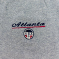 90s Atlanta USA Striped T-Shirt