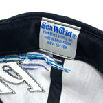 Load image into Gallery viewer, 90s Sea World Adventure Parks All Over Print Strap Back Hat