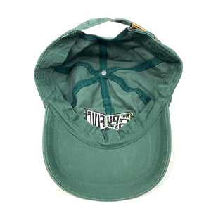 Y2K The Spy Five Spell Out Strap Back Hat