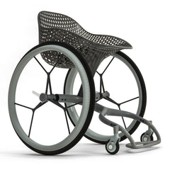 The Go 3D printed wheelchair