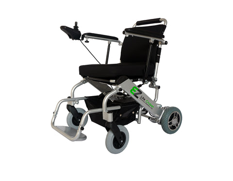 Electric Power Wheelchair Lightweight Folding EZ Lite Cruiser ®