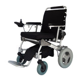 Lightweight Electric Wheelchair by EZ Lite Cruiser Deluxe DX12 Model