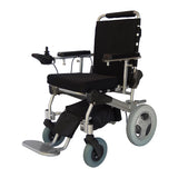 Electric Folding Wheelchair by EZ Lite Cruiser Slim SX12 Model