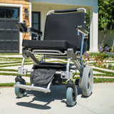 Electric Wheelchair by EZ Lite Cruiser Deluxe DX12 Model