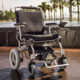 Motorized Wheelchair by EZ Lite Cruiser Deluxe DX12 Model