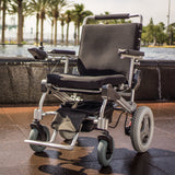 Attendant Controller Power Wheelchair by EZ Lite Cruiser Deluxe DX12 Model