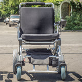 Foldable Motorized Wheelchair by EZ Lite Cruiser