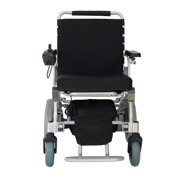 Lightweight Power Wheelchair by EZ Lite Cruiser Deluxe DX12 Model