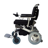 Lightweight Portable Electric Wheelchair by EZ Lite Cruiser Deluxe DX12 Model