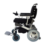 Lightweight Portable Electric Wheelchair by EZ Lite Cruiser Wide WX12 Model