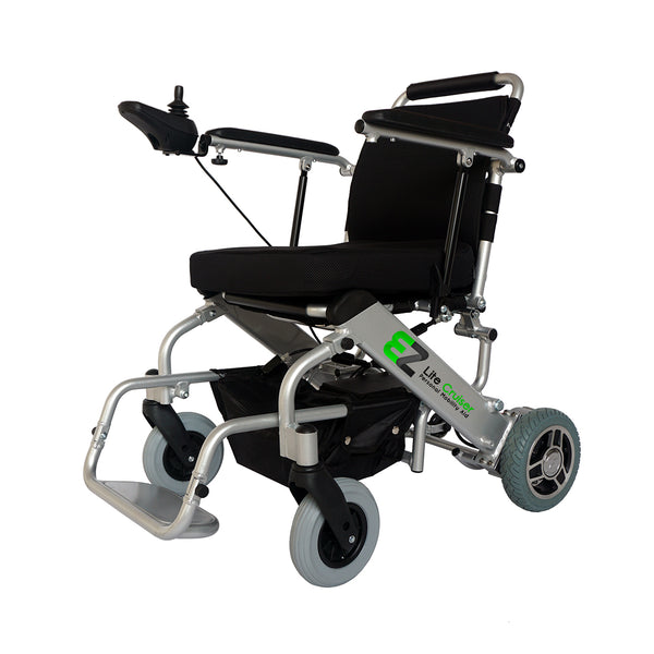 Lightweight Electric Wheelchair by EZ Lite Cruiser Standard Model