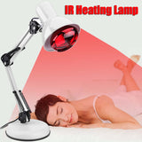 Floor Stand Massage TDP Infrared Therapy Heat Lamp Health Pain Relief Physiotherapy 100W Health Care Electric Infrared Light