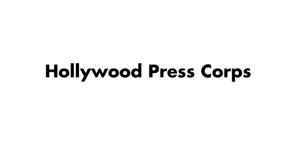 Hollywood Press Corps