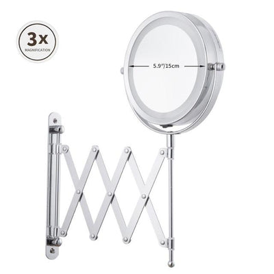 Bath Cosmetic Smart Mirrors - lytebright
