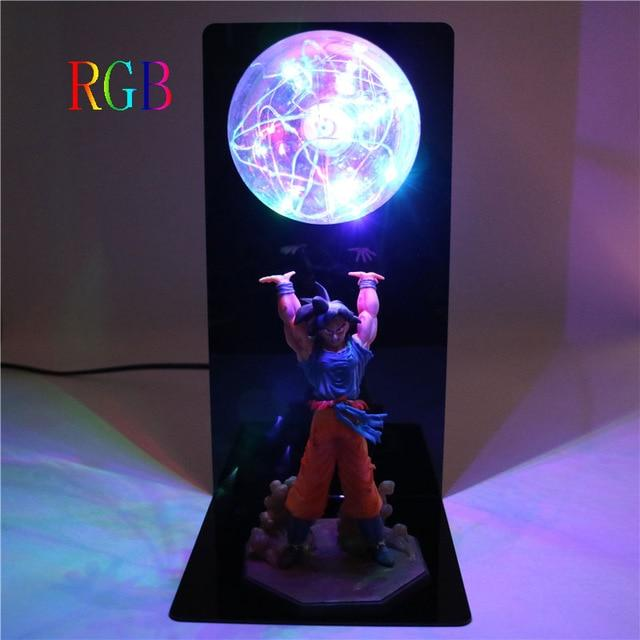 Goku Spirit Bomb Lamp - lytebright