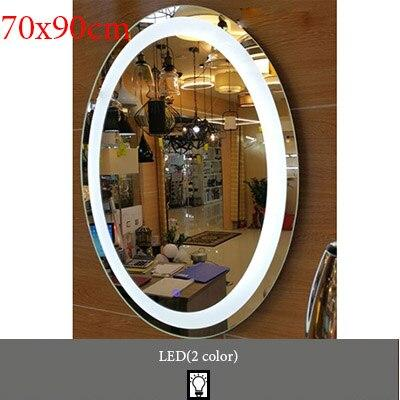MakeUp Bathroom Mirror With LED Light - lytebright