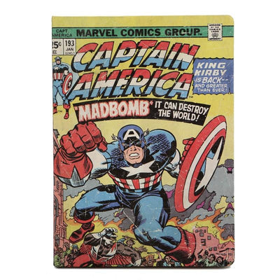 Marvel retro comic folding booklight - lytebright