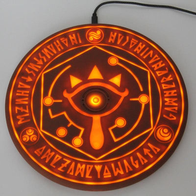 SILENT WIRELESS CHARGER SHEIKAH PHONE CHARGER - lytebright