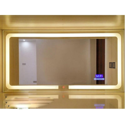 Smart LED Mirror with Bluetooth Speaker. - lytebright