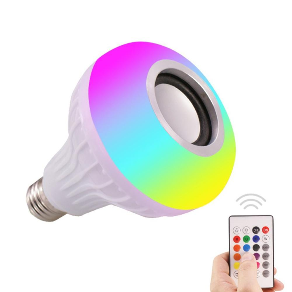 Smart music LED color changing light bulb - lytebright