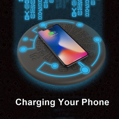 Wireless Charger Sheikah Phone Charger - lytebright