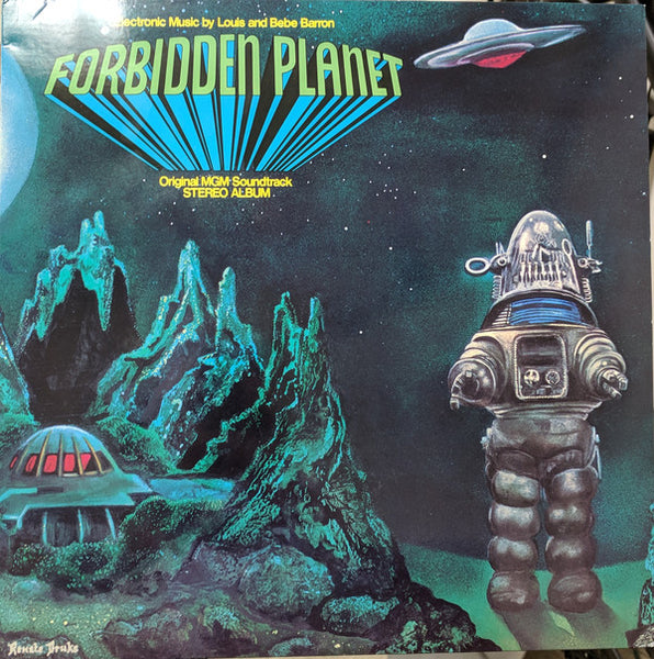 Louis and Bebe Barron - Forbidden Planet