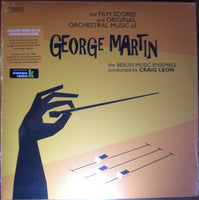 Berlin Music Ensemble, Craig Leon - The Film Scores And Original Orchestral Music Of George Martin