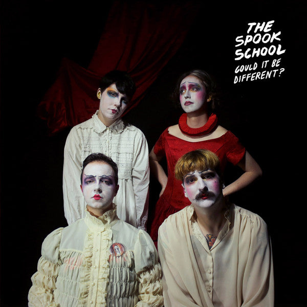 The Spook School - Could It Be Different?