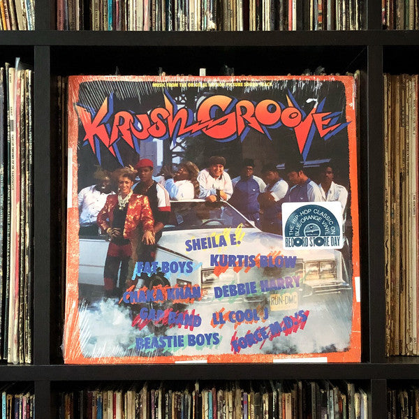 Various - Krush Groove (Music From The Motion Picture Sound Track)