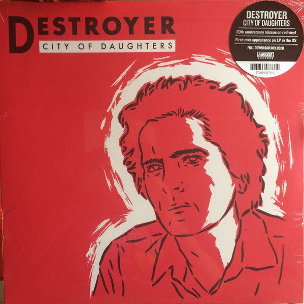 Destroyer (4) - City Of Daughters