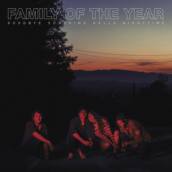 Family Of The Year - Goodbye Sunshine, Hello Nightime