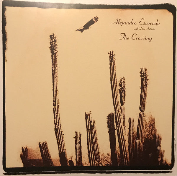 Alejandro Escovedo With Don Antonio (2) - The Crossing