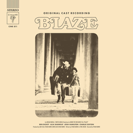 Various - Blaze (Original Cast Recording)