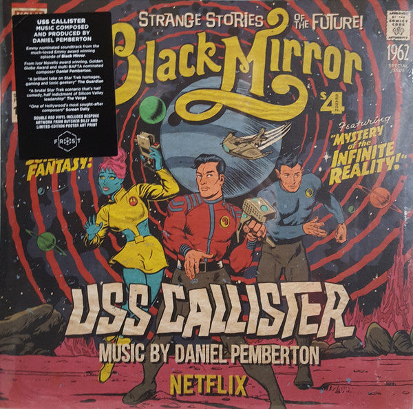 Daniel Pemberton - Black Mirror - USS Callister (Original Soundtrack)
