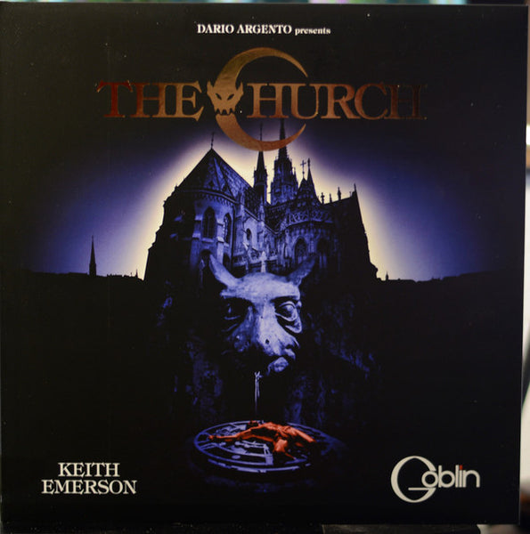 Keith Emerson And Goblin - The Church
