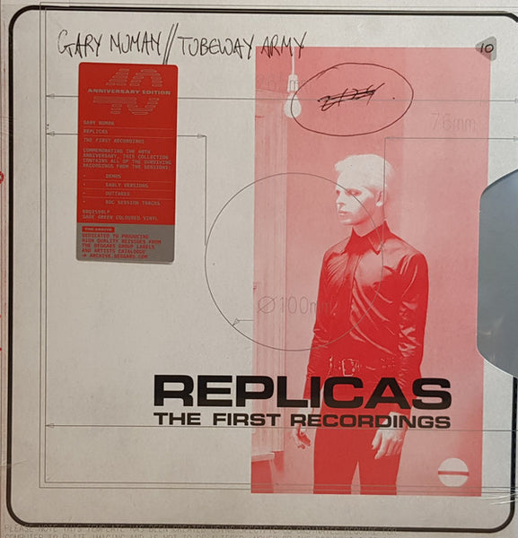 Gary Numan // Tubeway Army - Replicas (The First Recordings)