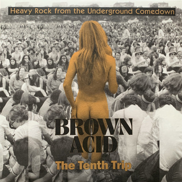 Various - Brown Acid: The Tenth Trip (Heavy Rock From The Underground Comedown