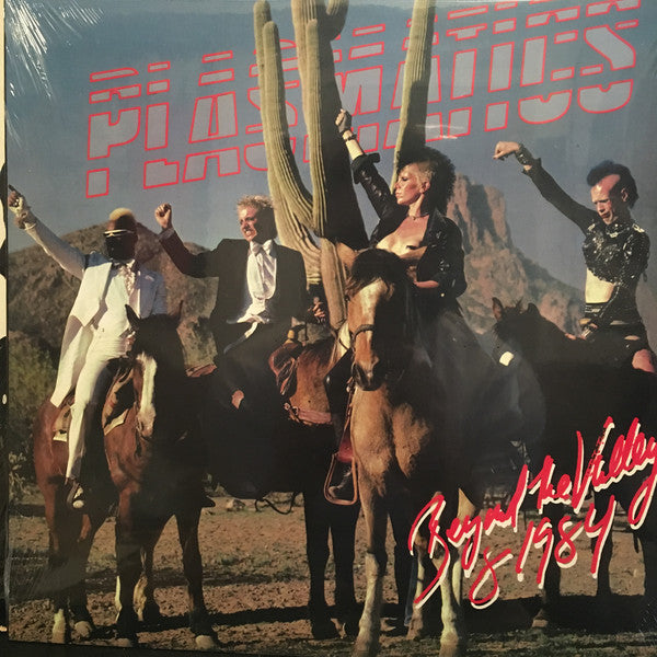 Plasmatics (2) - Beyond The Valley Of 1984