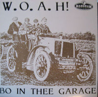 Thee Headcoats - W.O.A.H! Bo In Thee Garage