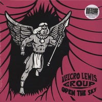 Velcro Lewis Group - Open The Sky