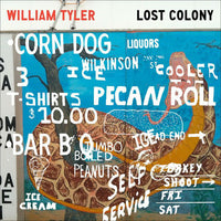 William Tyler - Lost Colony