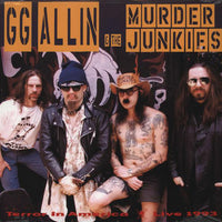 GG Allin & The Murder Junkies - Terror In America (Live 1993)